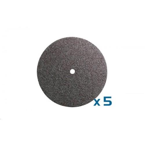 5 DISCOS CORTE MAD. METAL, PLAST. 32mm (DR540)